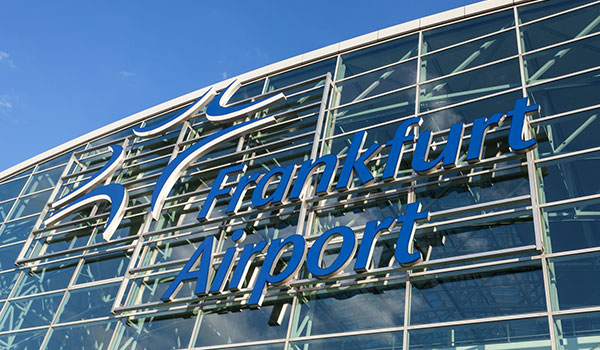 Reliable, punctual, fast: The TLS Airport Transfer to Frankfurt/Main